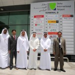 Neues Terminal in Katar