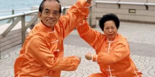 Hongkong einmal anders: Tai Chi in Kowloon