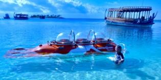 Mit dem U-Boot auf Tauchstation