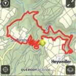 Kostenloses Touren-App für Rheinland-Pfalz