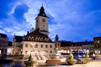Brasov – das rumänische Salzburg