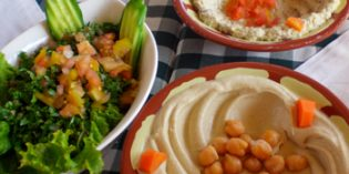 Arabische Restaurant-Pädagogik