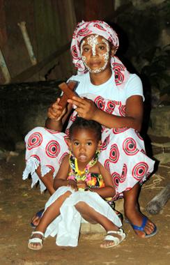 Ein Stück ursprüngliches Madagaskar im Dorf Marodoka. (Foto Karsten-Thilo Raab)