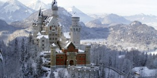 Schwangau &#8211; Winterzauber am Schloss Neuschwanstein