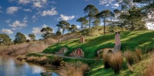 Neuseeland Heimat von Mittelerde
