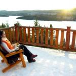 Sacacomie – ein kanadischer Wintertraum