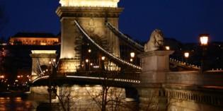 Die schönsten Brücken von Budapest