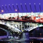 Polen stimmt auf Fußball-Europameisterschaft 2012 ein