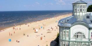 Riga für Familien: Schokoladenzimmer & endlose Strände