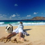 Von wegen nur schwarzer Sand: Strandvielfalt auf Lanzarote