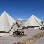 Camping im Luxus: Glamping in der Atacama
