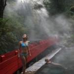 Chile – Baden zwischen dampfenden Felsen