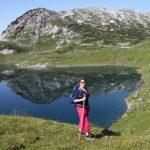 Wandern am wilden Fluss entlang: Der Lechweg