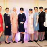 Catwalk über den Wolken – Top-Mode für Bordpersonal