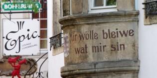 Lëtzebuergesch – Zwergensprache aus dem Großherzogtum