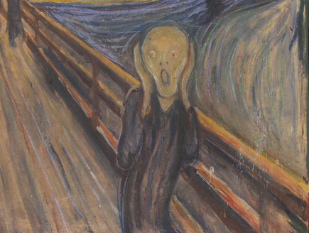 Edvard Munch: The Scream 1893, Photo: © Børre Høstland, National Museum