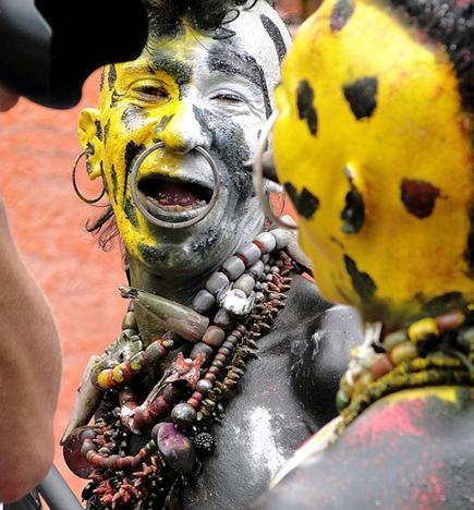 Karneval in Barranquilla, Foto Proexport Colombia (2)