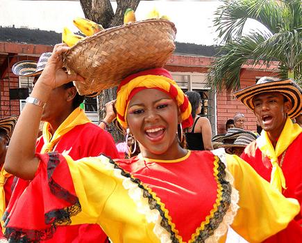 Karneval in Barranquilla, Foto Proexport Colombia (3)