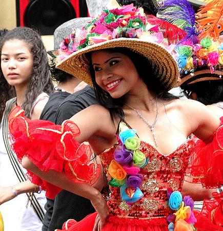 Karneval in Barranquilla, Foto Proexport Colombia (4)
