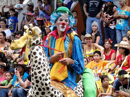 Karneval in Barranquilla, Foto Proexport Colombia