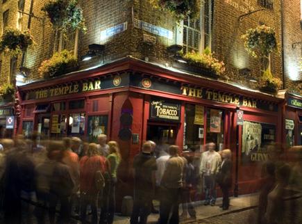 Temple Bar, Foto Tourism Ireland