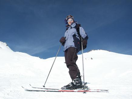 ski, © Karsten-Thilo Raab