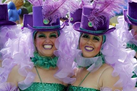Karneval auf Lanzarote, Copyright Udo Haafke