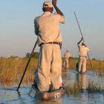 Botswana mit dem Einbaum entdecken