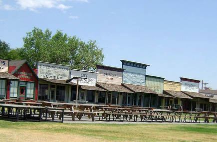 Dodge City, Boot Hill, Foto Lithistman