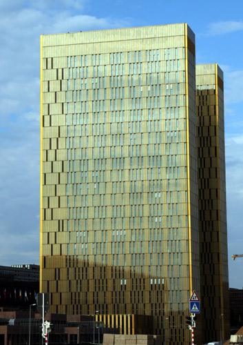 Europäischer Gerichtshof, Luxemburg-Stadt, Copyright Karsten-Thilo Raab