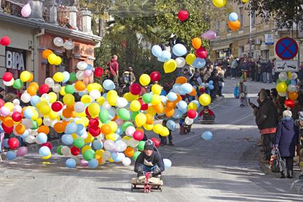 Karneval in Opatija, Foto Vladimir Bugarin