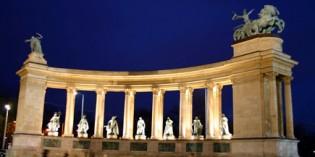 Streifzug durch Ungarns Hauptstadt Budapest