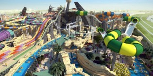 Yas Waterworld: Das ultimative Wasservergnügen