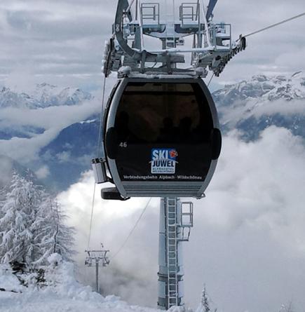 Copyright Ski Juwel Alpbachtal Wildschönau