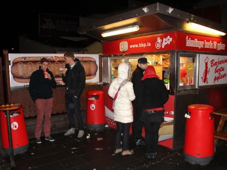 BBP Hotdog Bude, Copyright Karsten-Thilo Raab