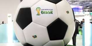 Fuball-Liebe auf die brasilianische Art
