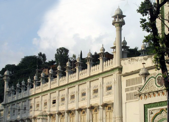 Ilyasi Moschee, Abbotabad, Foto geoaxis
