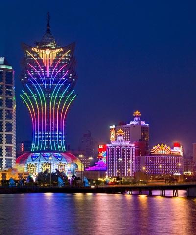 Macau, Copyright MGTO
