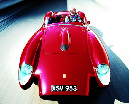 Mythos Ferrari im Weltkulturerbe Völklinger Hütte, Copyright Günther Raupp