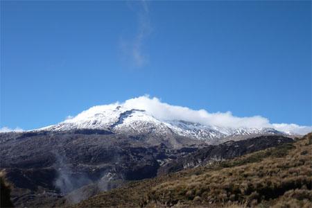 Nevado del Ruiz, Foto Edgar
