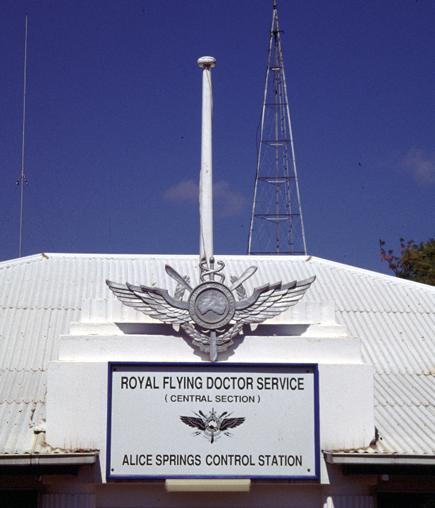 Royal Flying Doctors, Copyright Karsten-Thilo Raab