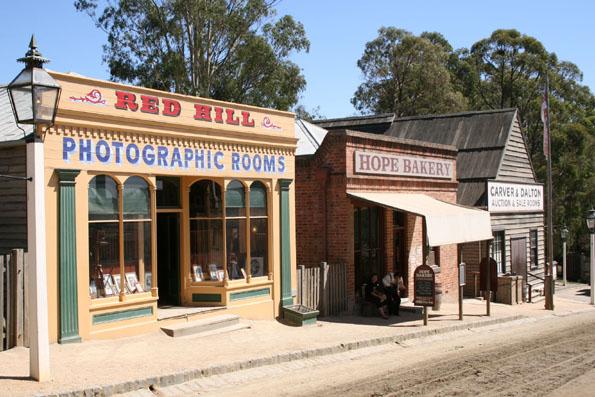 Sovereign_Hill_Ballarat, Foto Mike Lehmann
