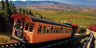 Mit Volldampf voraus: Unvergessliche Bahnreisen durch Neuengland