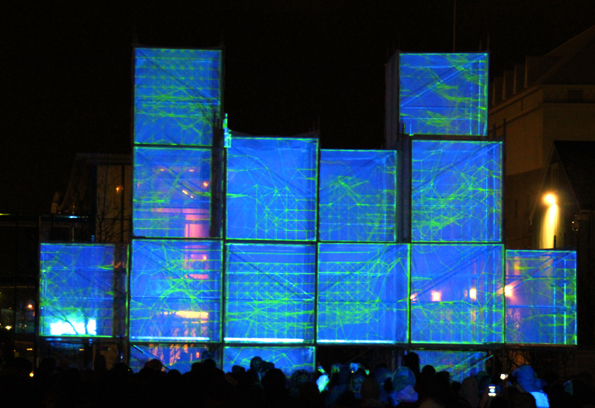 Winter Lights Festival, Copyright Karsten-Thilo Raab