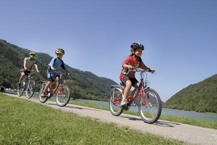 Touren durch Oberösterreich oder Ostbayern, egal ob sportlich oder entspannt, lassen sich problemlos am PC planen.