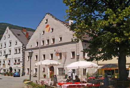 Mauterndorf steht für einen behutsamen Umgang mit seinem historischen Erbe. (Foto: Tourismusverband Mauterndorf)