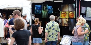 Das Kunstfestival schlechtin in Florida: Mainsail Arts Festival in St. Petersburg