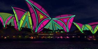 Vivid Sydney – größtes Kreativfestival der Südhalbkugel