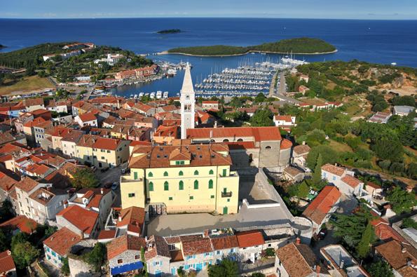 Kleinod an der kroatischen Adria: Vrsar. (Foto Markus Haslinger)
