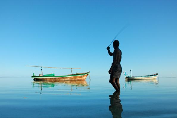Ein Synonym für Traumurlaub: Die Inselwelt der Malediven im Indischen Ozean.